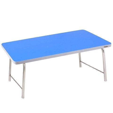Laptop Table with folding legs Blue colored | Wudore
