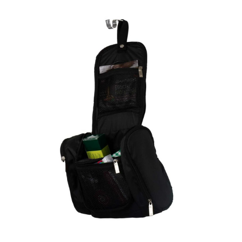 Toiletry bag Black variant I Wudore.com