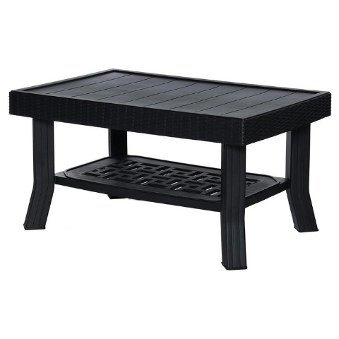 Plastic center tables standard size from Wudore.com