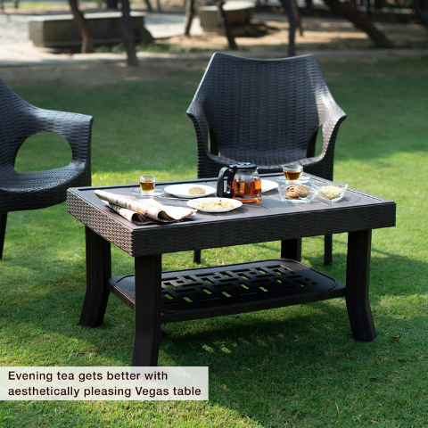 Outdoor tables collection from Wudore.com