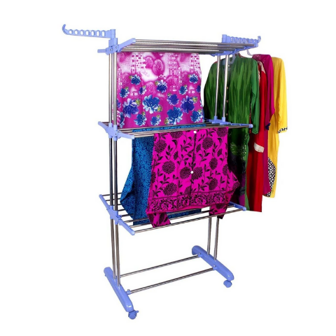 Cloth drying Floor stand I Wudore.com