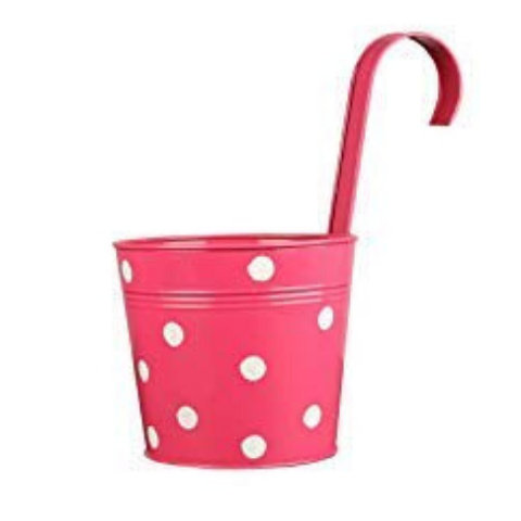 Hanging planters Pink variant I Wudore.com