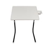 Tablemate with white finishing | Wudore