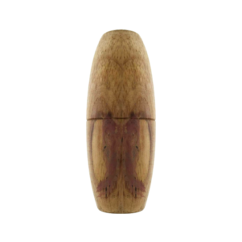 Wooden mallet I Oval head