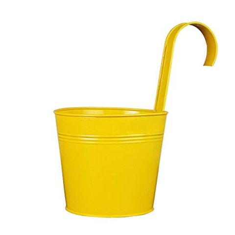 Hanging planters Yellow variant I Wudore.com