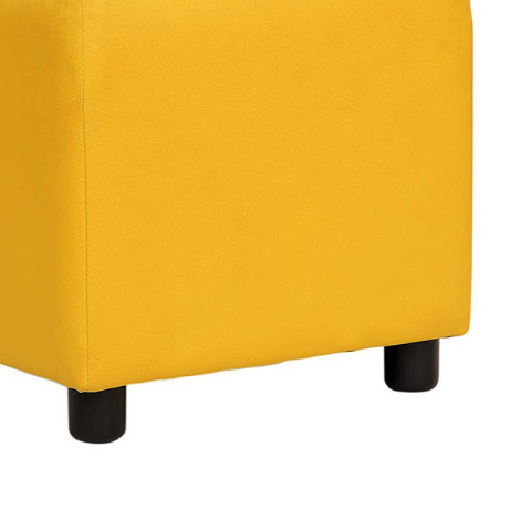 Upholstered Pouf stool I Soft-cube