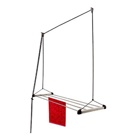 Cloth drying hangers in single drop model I Wudore.com