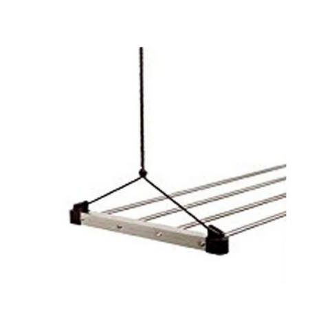 Cloth drying hanger in stainless steel body I Wudore.com