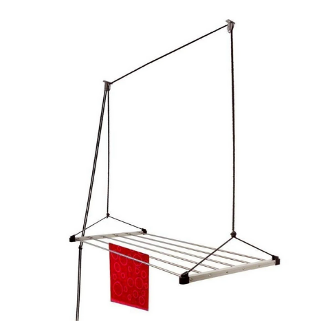 Cloth drying hanger in 6 lines I Wudore.com
