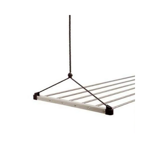 Single drop Cloth hanger stainless steel body I Wudore.com