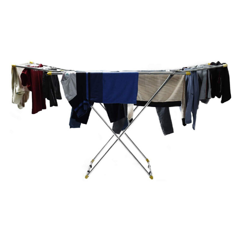 Clothes Drying Stand Flying Tee | Wudore