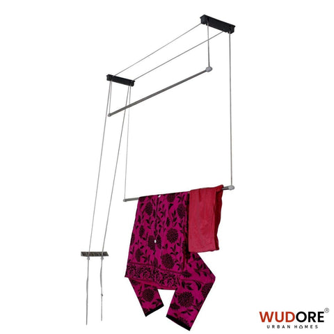 Cloth Drying Hanger in 2 lines Economy - Wudore.com