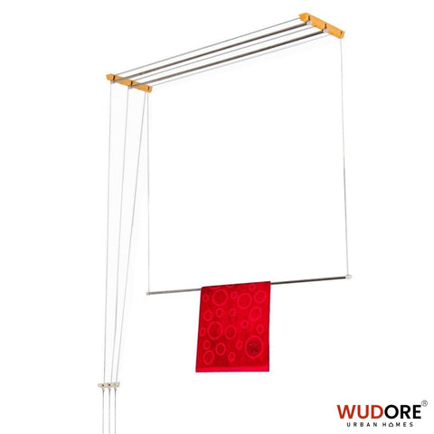 Ceiling mounted cloth dryer in 3 lines Luxury - Wudore.com