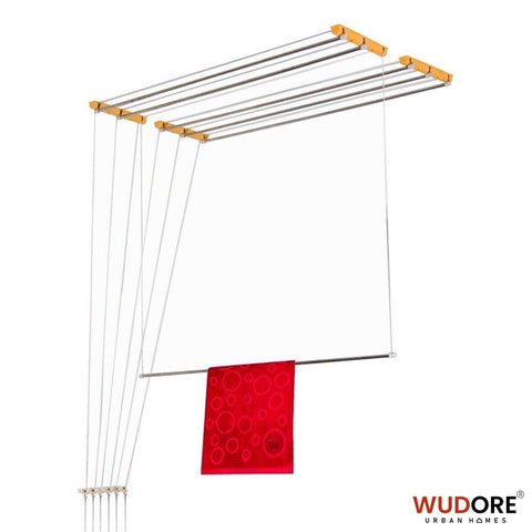 Ceiling mounted cloth dryer in 6 lines Luxury - Wudore.com