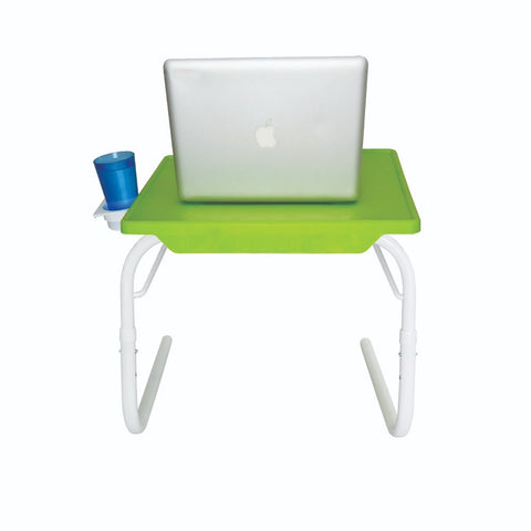 Multipurpose Tablemate - Green with White Legs - Small