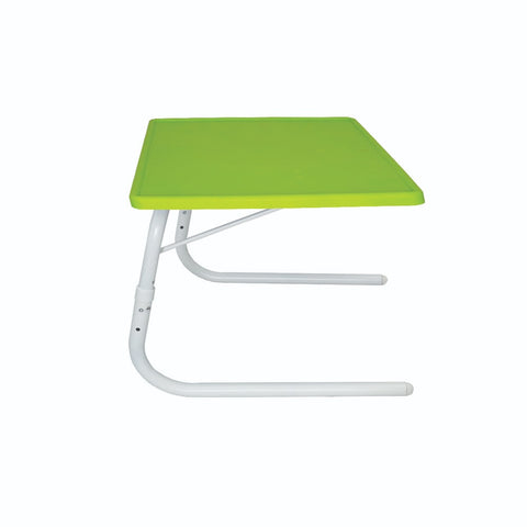 Multipurpose Tablemate - Green with White Legs - Small | Wudore