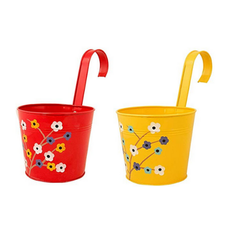 Buy one Get one Flower hanging pot - Wudore.com