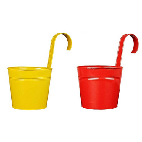 Buy one Get one Flower hanging pots from Wudore.com