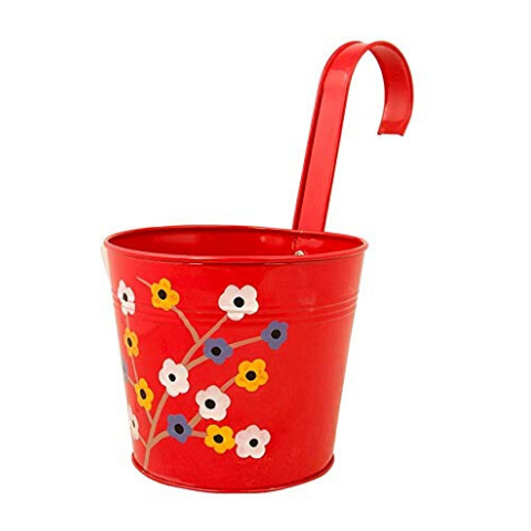 Hanging planters Red variant - Wudore.com