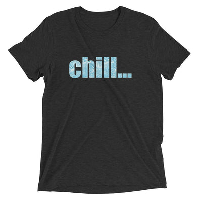 chill... Bold Logo Wave t-shirt