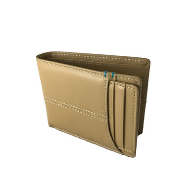 Escape Sleeve Tan Leather Wallet