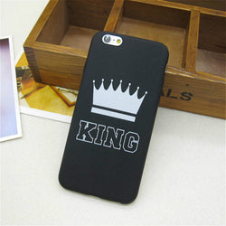 IPhone King/Queen Ultra Thin Back Cover