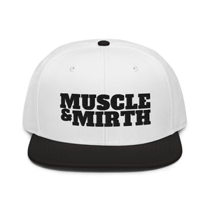 Snapback (3 Color Options)