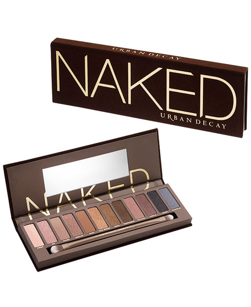 Urban Decay Naked Eyeshadow Palette - Bella Bella Fashions