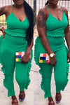 Harlem Flavor Pants Set 2pc - 3 Colors Available!