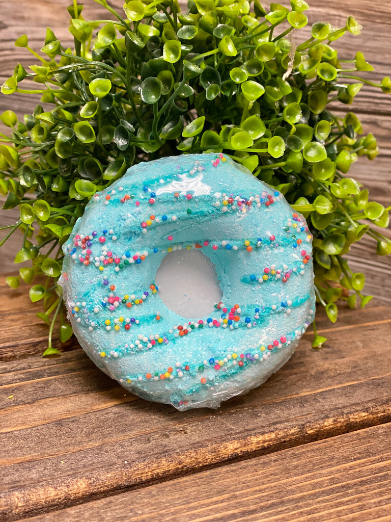 Bath Bomb - Donut Worry Be Happy