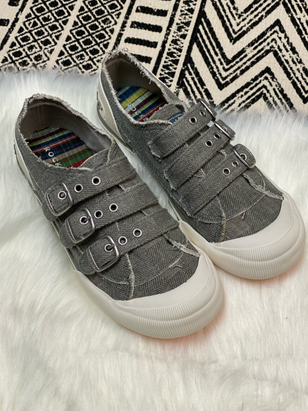 Rocket Dog Jolissa Grey Ranger Sneaker