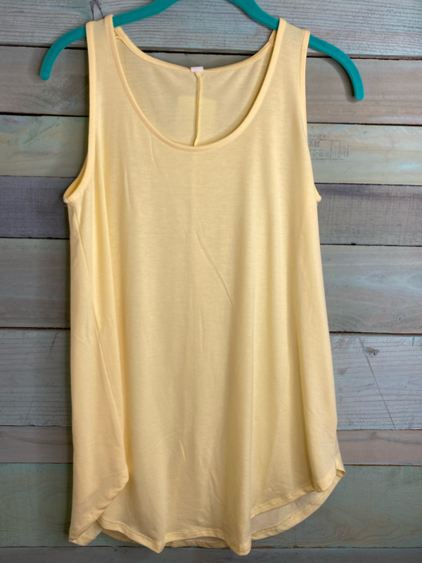 Solid Favorite Tank (5 Colors)