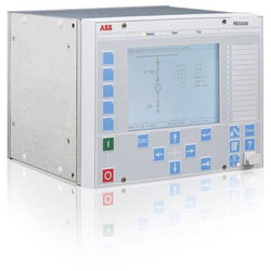 ABB zero export generator protection relay