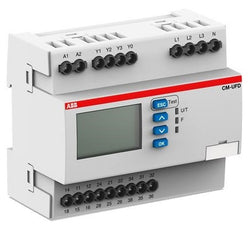 ABB Solar Protection Relay Grid Disconnect SolarTune EasyProtec