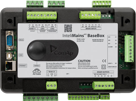 ComAp InteliMains NTC BaseBox