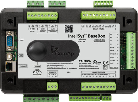 ComAp InteliSys NTC Hybrid System Controller