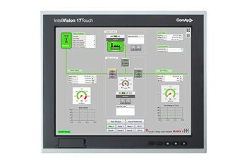 ComAp InteliVision HMI 17in Colour Touch Display