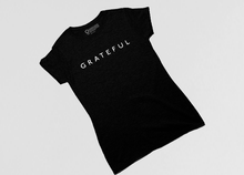 Load image into Gallery viewer, Grateful Womens Short Sleeve Shirt