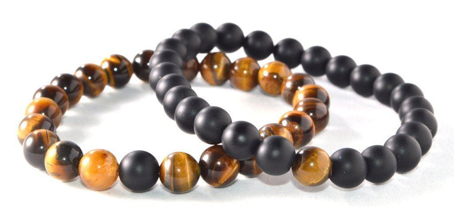 Distance Bracelets Serene Accessories Tiger Eye
