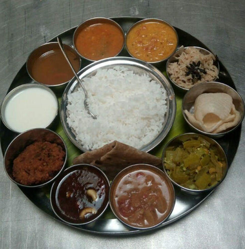 South Indian Special Meals Box