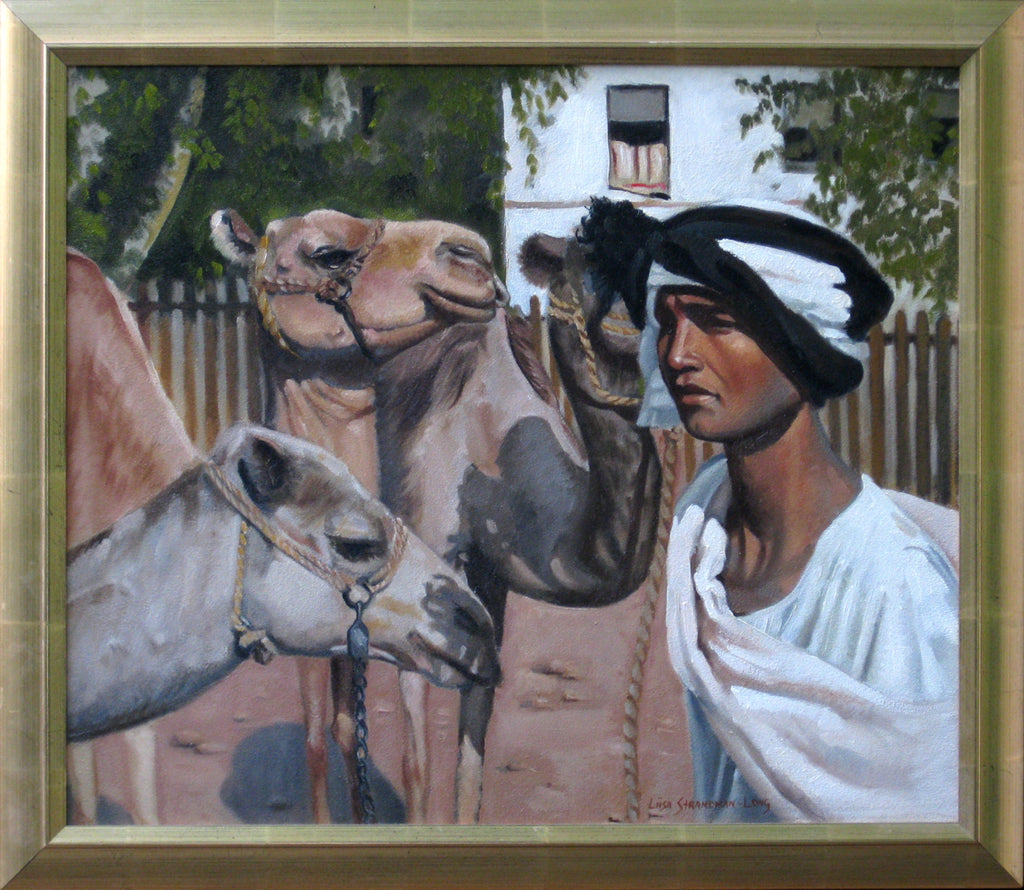 The Camel Keeper