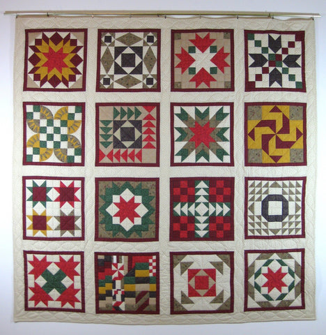 Pieced Sampler