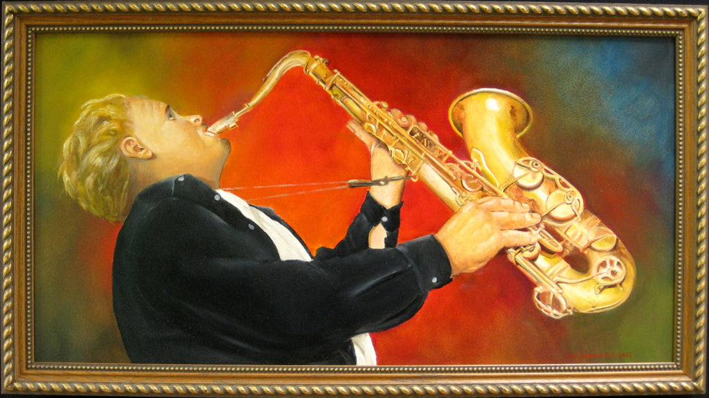 The Saxophonist