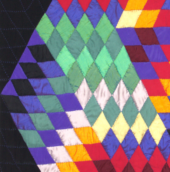 Vasarely's Fire