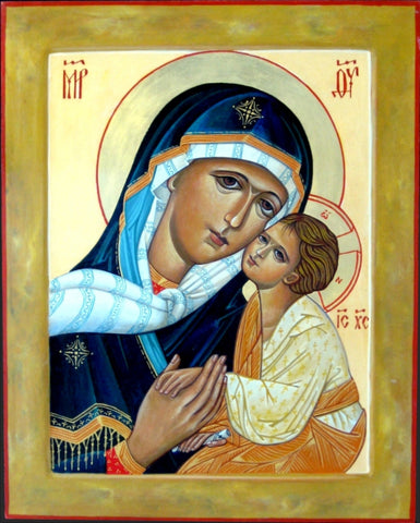 Virgin of Tenderness