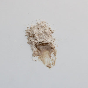 clay powder mask
