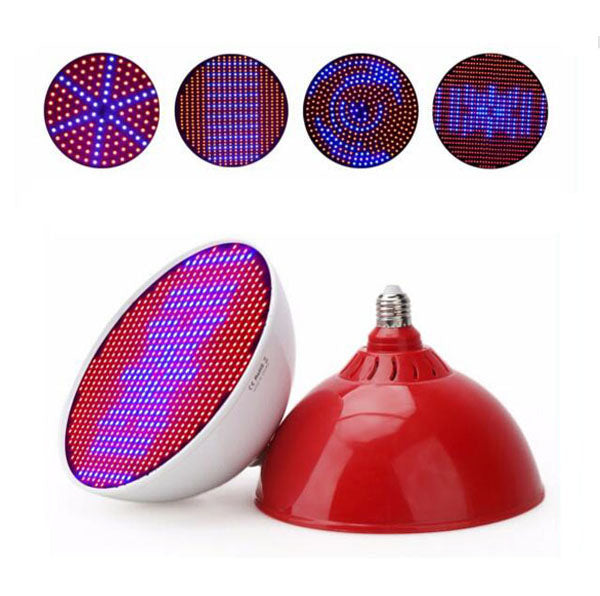 Red+Blue LED Plant Grow Light Hydroponics Lamps - ePeriod Led Lighting Store