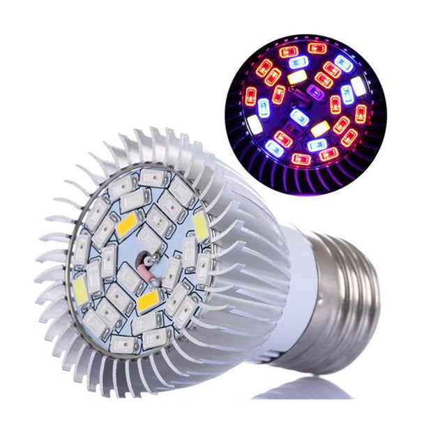 Full Spectrum 18W 5730 28LEDs plant led grow light - ePeriodLED