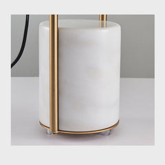 Nordic Lustre Marble Led Table Lights Gold Metal Bedroom Living Room fixture - ePeriod Led Lighting Store