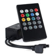 LED Music IR Controller 12V/24V 6A 20 Keys for RGB led strip - ePeriod Led Lighting Store